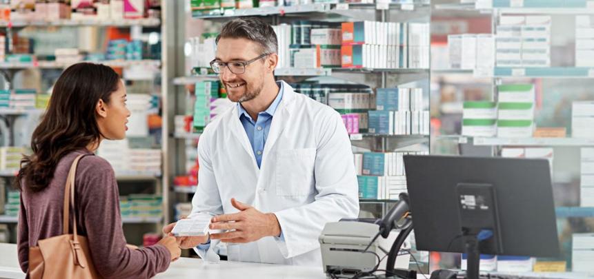 Secteur activité pharmacie